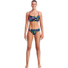 Funkita Sports Bas de maillot de bain Femme, tropic tag